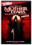 Mother of Tears (Unrated) cover.