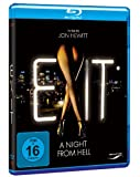 Exit - A Night from Hell (2011) ( X: Night of Vengeance ) [ Blu-Ray, Reg.A/B/C Import - Germany ]