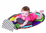 Sassy Tummy Time Playmat Review and Comparison