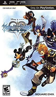 Amazon.com: Kingdom Hearts: Birth by Sleep - Sony PSP: Video ...