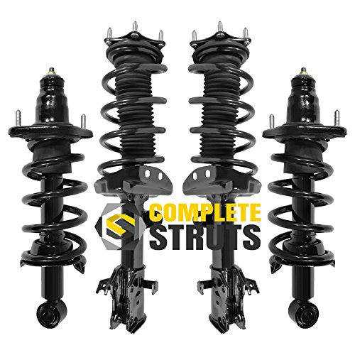 PAIR REAR  Quick Complete Strut /& Coil Spring Assembly for 2007-2011 Honda CRV