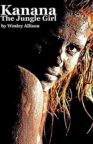 book cover of Kanana: The Jungle Girl