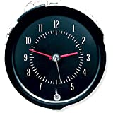 Eckler's Premier Quality Products 50-207567 Chevelle Clock, Quartz, Super Sport (SS),