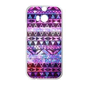 Happy Galaxia azteca femenina Phone Case for HTC One M8