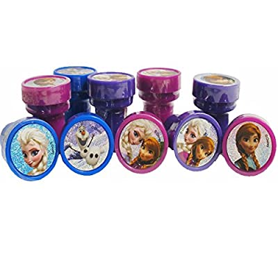 Disney Frozen Stampers Party Favors (20 Stampers): Toys & Games
