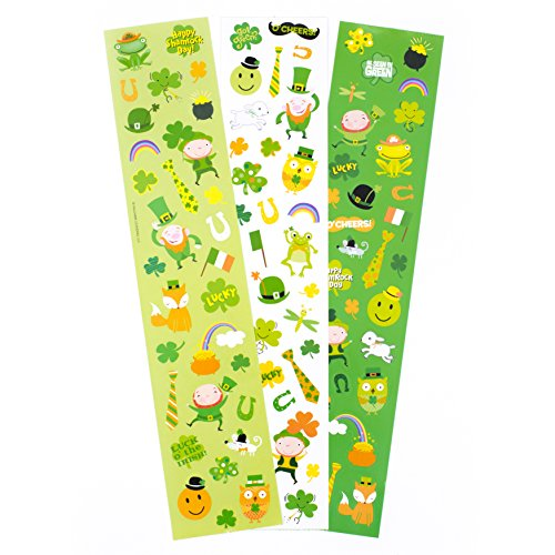 Hallmark 5SSS1027 Stickers, Yard