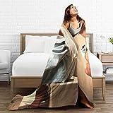 Blanket Ultra-Soft Micro Fleece Soft Colorful Art