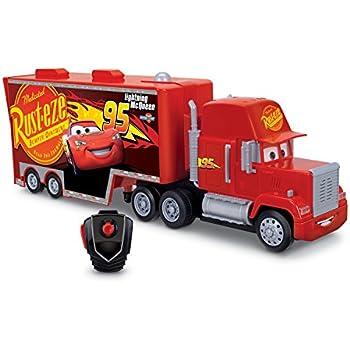 Cars RC Mack Hauler Vehicle