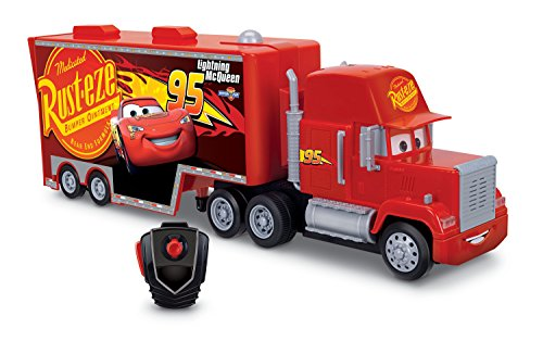 Cars RC Mack Hauler Vehicle -