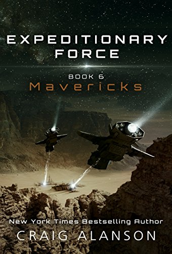 Mavericks (Expeditionary Force Book 6) cover