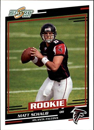 - 2004 Score #438 Matt Schaub RC