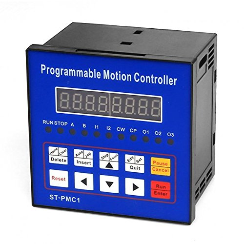 - SainSmart 1 Axis CNC Servo Stepper Motor Motion Programmable Controller