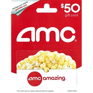 AMC Theatre Gift Card $50