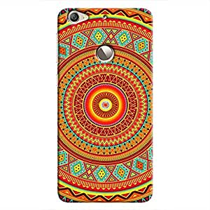 Cover It Up - Bright Indian Ceiling Le 1sHard Case