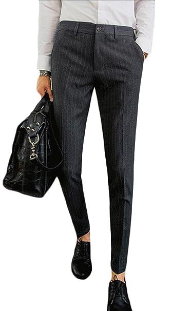 7fed6f867d Earnest - Pantalones de Vestir para Hombre