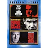 The Hunt for Red October/Patriot Games/Clear and Present Danger