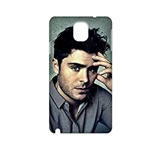 Generic For Galaxy Samsung Note3 Thin Phone Case For Children Custom Design With Zac Efron Choose Design 1-3