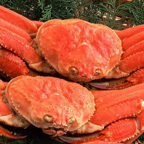 海鮮蟹工房 ズワイガニ ボイル冷凍 姿 660g前後 2尾