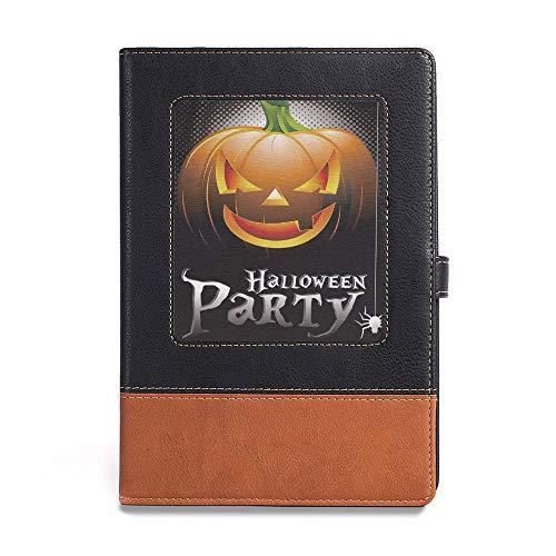 Durable Journal Writing Notebook,Halloween,A5(6.1