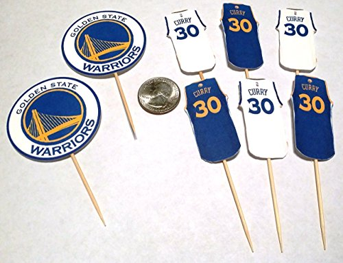 cc8466e57 Golden State Warriors Inspired Party Decorating Kit - Buy Online in ...