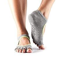 ToeSox Women's Non-Slip Grip Bella Half Toe