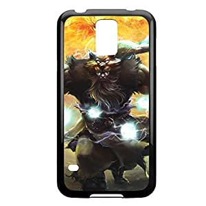 Udyr-002 League of Legends LoL case cover Iphone 4/4S - Plastic Black hjbrhga1544