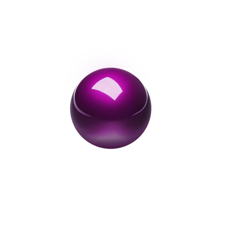 Kensington Glossy Purple Elecom 1.34 Inches Replacement Ball for Perimice and M570 Perixx PERIPRO-303GP Small Trackball