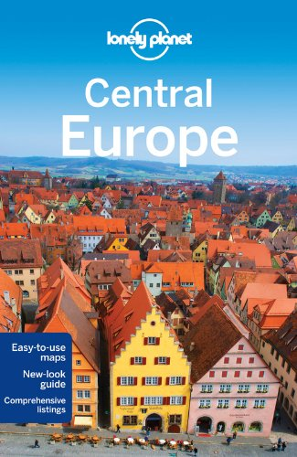 Lonely Planet Central Europe (Travel Guide) (Best Time To Travel To Germany And Austria)