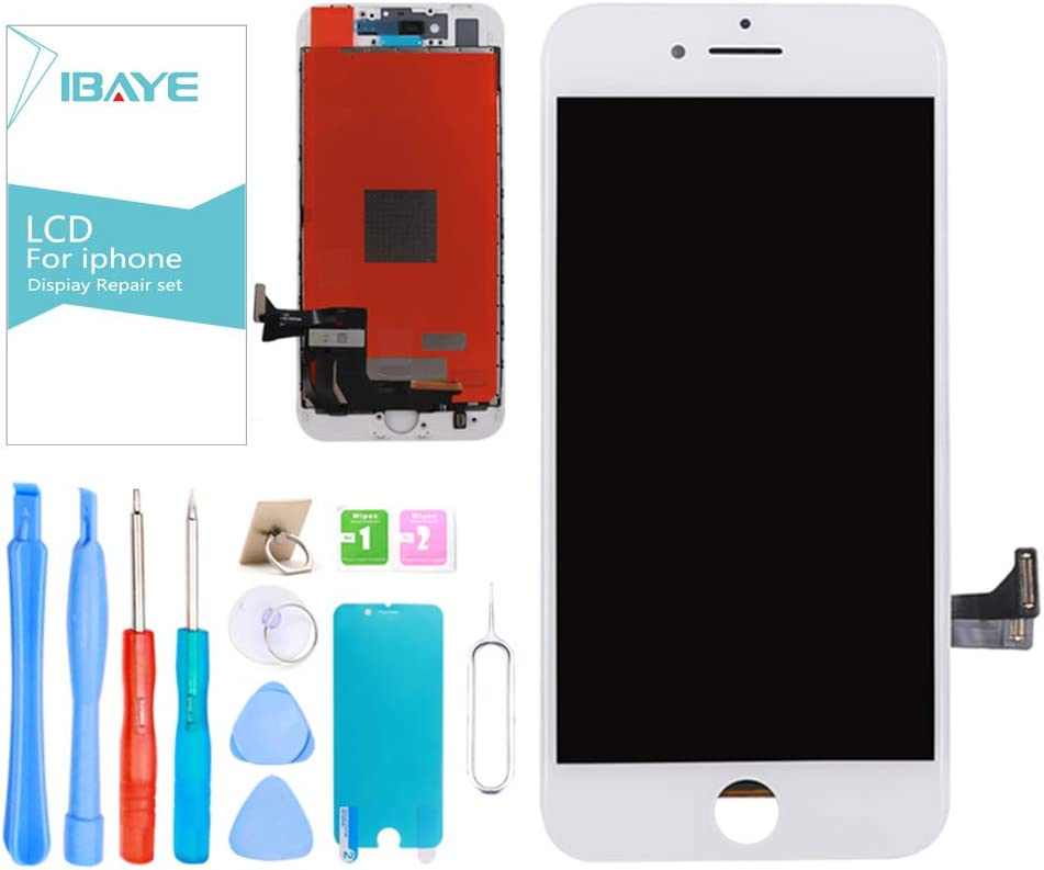 Ibaye - Pantalla táctil LCD para iPhone 8 (4,7 Pulgadas): Amazon.es: Electrónica