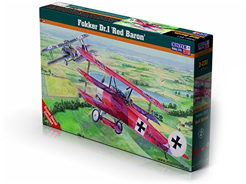 MisterCraft MCD230 1: 48 Fokker Dr.I - Red Baron, used for sale  Delivered anywhere in USA