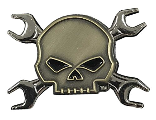 Harley Davidson Crossbones - 1