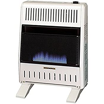 Procom Mnsd200tba Bb Dual Fuel Blue Flame Ventless Wall