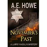 November's Past (Larry Macklin Mysteries Book 1)