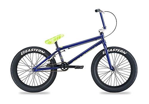 "Eastern Bikes Trail digger BMX Bike, Purple, 20"""