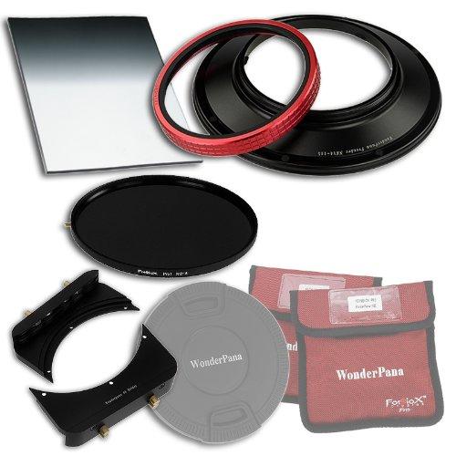 WonderPana 66 FreeArc Essentials ND 0.6heキットfor Nikon 14 mm AF Nikkor f / 2.8d Edレンズ(フルフレーム35 mm)   B00JV1GRME