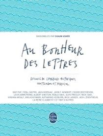 Au bonheur des lettres : Recueil de courriers historiques, inattendus et farfelus par Usher