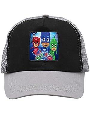 Pj Hero Masks_Adventure Unisex Trucker Hat Adjustable Mesh Cap