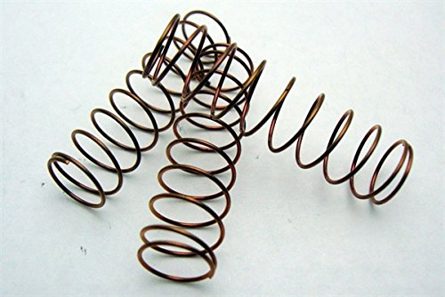 Getzen Trumpet Valve Springs Fits most Models like 300, 400 series Capri & Eterna set of (3) from Allied Supply Company