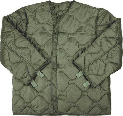 Hommes M65 Militaires Champ Armée Veste Vintage Parka Manteau revêtement taille : XS-XXL - Olive, XL