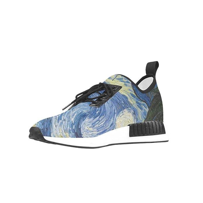304c3b32db7 Amazon.com: DONGMEN Custom Men's Dragon Ball Z Sport Running Shoes ...