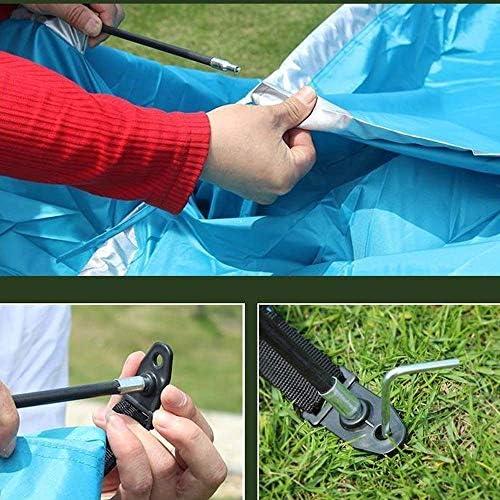 Lichtgewicht Opvouwbaar Travel Outdoor Camping Tent, kan worden gebruikt for Outdoor Vissen Picnic Beach 210 * 210 * 130 cm, eenvoudig te installeren Kamperen en wandelen