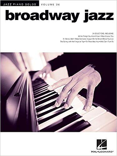 ✅ Descargar libros en pdf gratis  Broadway Jazz: Jazz Piano Solos