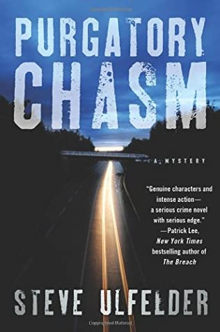 book cover of Purgatory Chasm