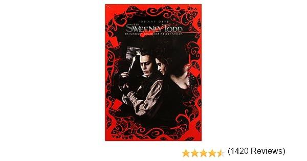Sweeney Todd: The Demon Barber of Fleet Street 2DVD Region 2 IMPORT No hay versión española: Amazon.es: Johnny Depp, Helena Bonham Carter, Alan Rickman, Timothy Spall, Sacha Baron Cohen, Jamie Campbell Bower,