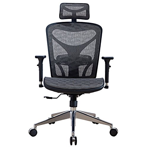 top 10 best mesh office chair adjustable arms best of 2018 reviews
