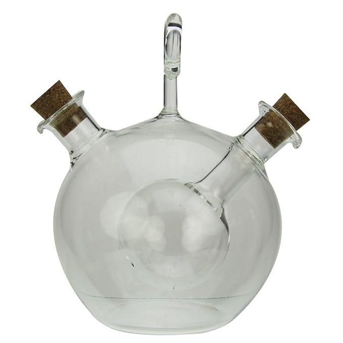 1 opinioni per Set oliera e acetiera, in vetro, Vetro,