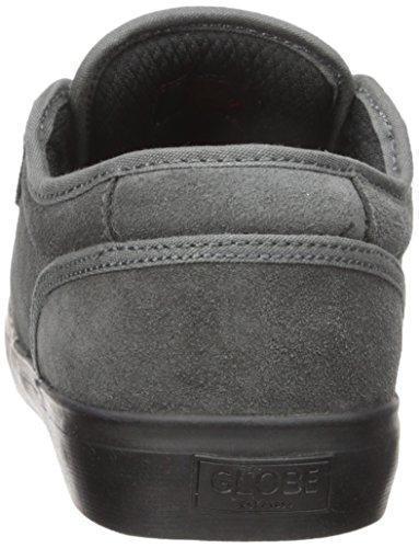 Globe Men's Motley Skateboarding Shoe Dark Shadow/Black