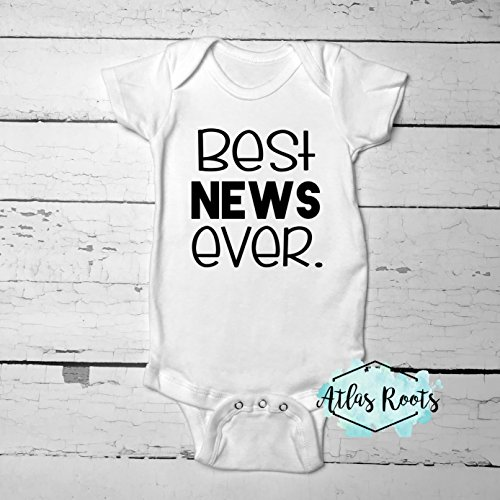 Best News Ever Pregnancy Announcement Oneise