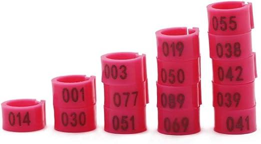 Heavy Duty alfabeto letra n/úmero juego de herramienta de boxeo sellos de metal Craft Kit de herramientas con funda, Number walfront 1//8/de acero al carbono Pin Punzones