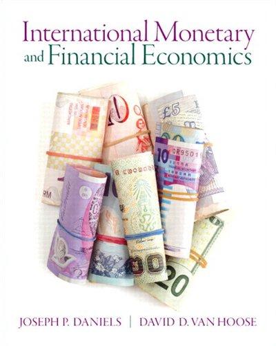 Download International Monetary and Financial Economics (Pearson Series in Economics) Pdf